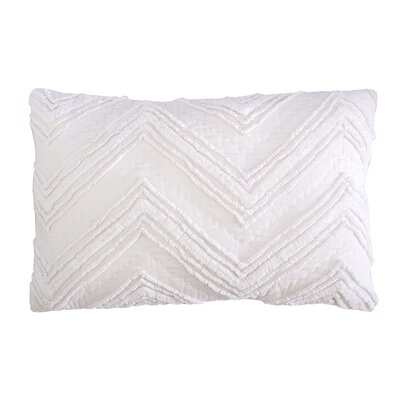 Candlewick Dove Cotton Lumbar Pillow