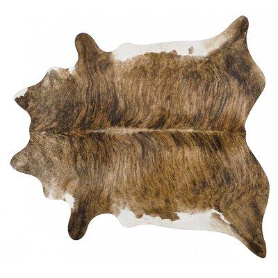 Handmade Area Rug Rug Size: 56 x 66