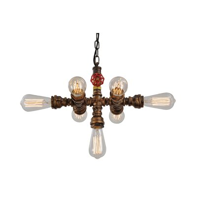 7-Light Design Pendant