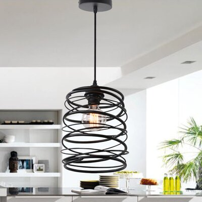 1-Light Design Pendant