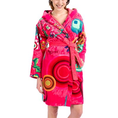 Lollipop Bathrobe Size: Medium