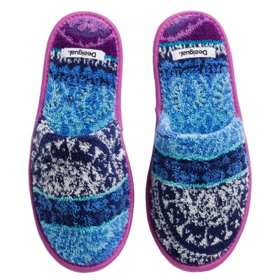 Folk Slippers