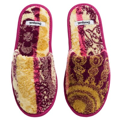 Happy Blossom Slippers