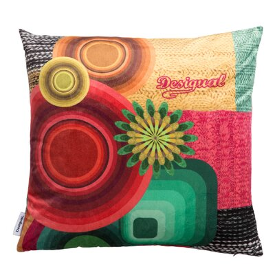 Lollipop Tricot Throw Pillow