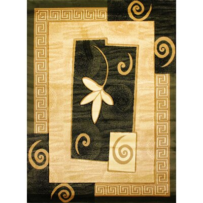 Labella Green Area Rug Rug Size: 710 x 102
