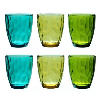 Stansel Plastic Rock Glass