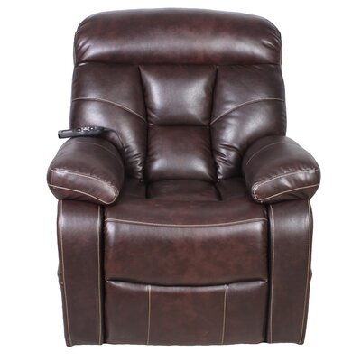Cabo Power Lift Assist Recliner Massaging/Heating: Yes