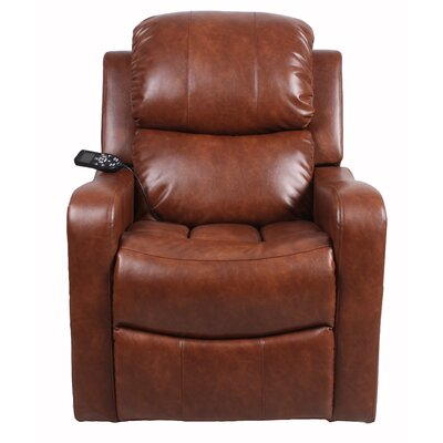 Carson Power Lift Assist Recliner Massaging/Heating: Yes