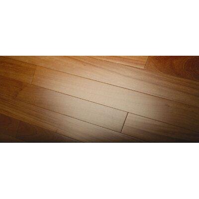 Stravaganza 3-1/2 Solid African Cherry Hardwood Flooring