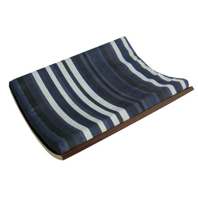 Curve Wall Mounted Pet Bed Color: Walnut
