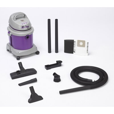 Shop-Vac&#174 4 Gallon 4.5 Peak HP AllAround EZ Wet / Dry Vacuum at Sears.com