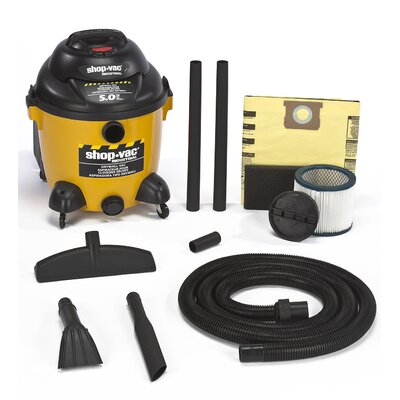 Shop-Vac&#174 10 Gallon 5.0 Peak HP Right Stuff Drywall Wet / Dry Vacuum at Sears.com