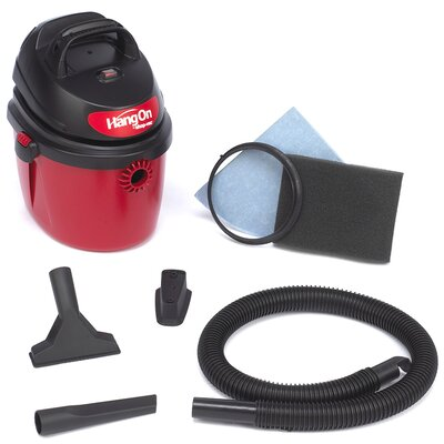 Shop-Vac&#174 2.5 Gal 2 HP Wet and Dry Vacuum at Sears.com