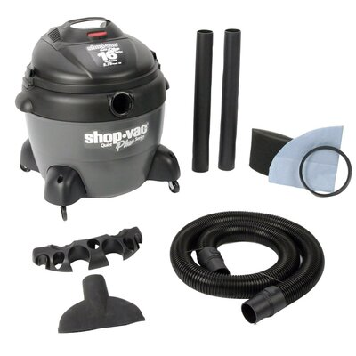 Shop-Vac&#174 4 Gal 4.5 HP Wet and Dry Vacuum at Sears.com