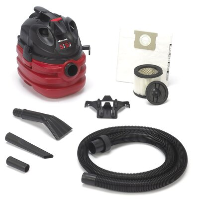 Shop-Vac&#174 5 Gal 5.5 HP Portable Wet and Dry Vacuum at Sears.com