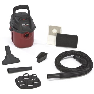 Shop-Vac&#174 1 Gal 1 HP Wet and Dry Vacuum at Sears.com