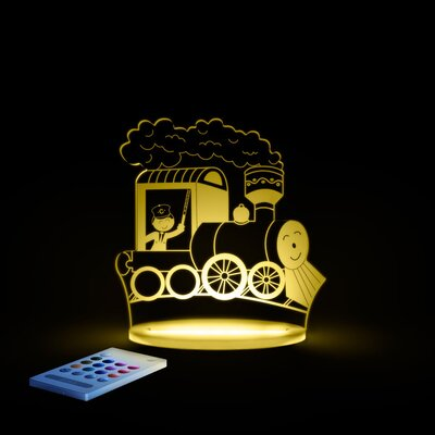 Aloka Train Night Light
