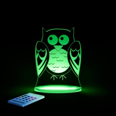 Aloka Owl Night Light