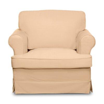 Spencer Arm Chair Upholstery: Khaki