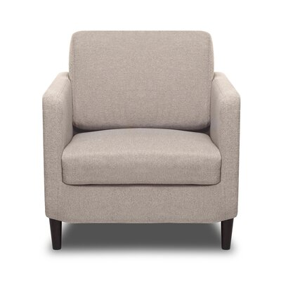 Axis Arm Chair Color: Mink