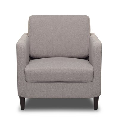 Axis Arm Chair Color: Cotton Flax