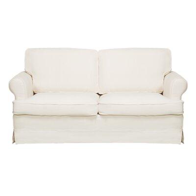 Spencer Sofa Color: Cream