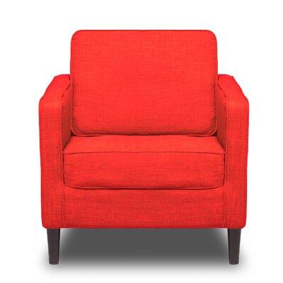 Hamilton Arm Chair Color: Safron