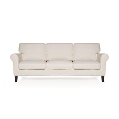 Walton Sofa Upholstery: Cream