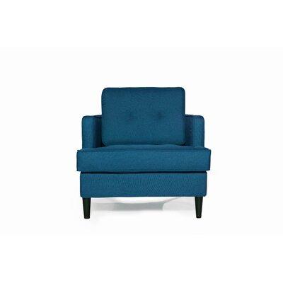 Durham Armchair Upholstery: Peacock