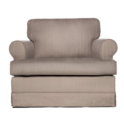Everett Club Chair Upholstery: Mouse