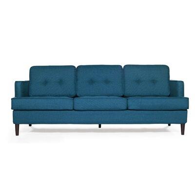 Durham Sofa Upholstery: Peacock