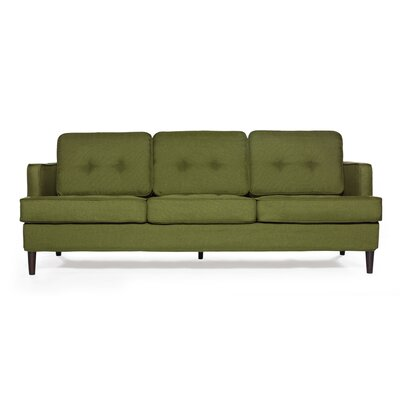 Durham Sofa Upholstery: Lime