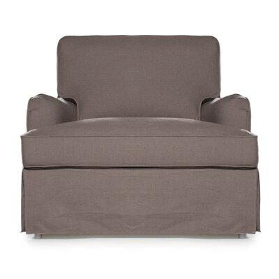 Delaney Arm Chair Upholstery: Fog