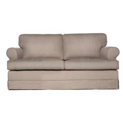 Everett Loveseat Upholstery: Mouse