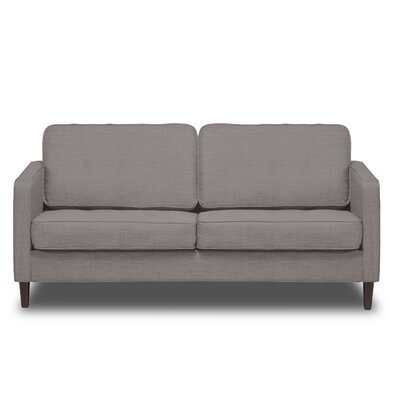 Hamilton Sofa Upholstery: Flannel Grey