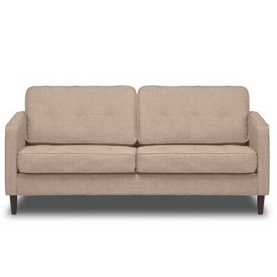 Franklin Sofa Upholstery: Buckwheat
