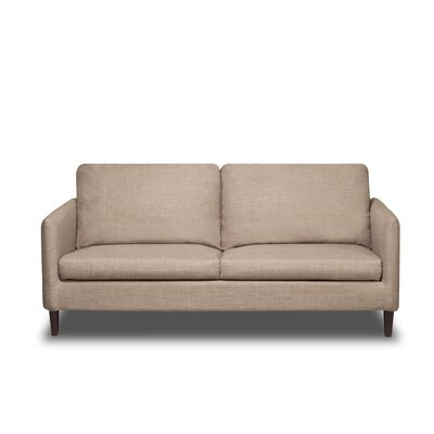 Crosby Sofa Upholstery: Buchwheat
