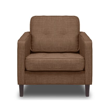 Franklin Arm Chair Color: Sandstone