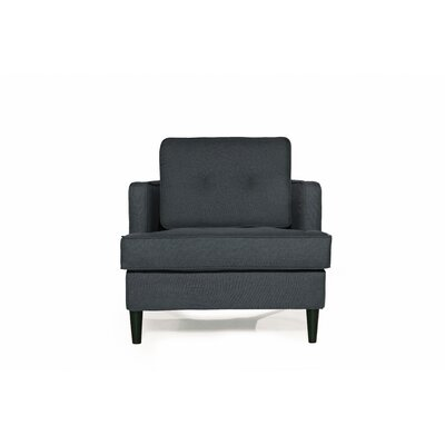 Durham Armchair Upholstery: Graphite