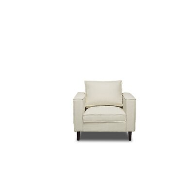 Harlowton Armchair Upholstery: Glacier
