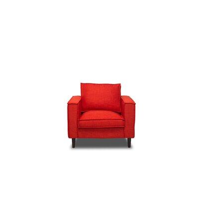 Harlowton Armchair Upholstery: Safron