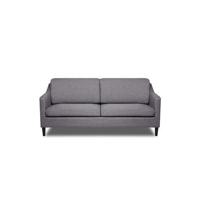 Decker Sofa Upholstery: Flannel Grey