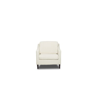 Decker Armchair Color: Glacier