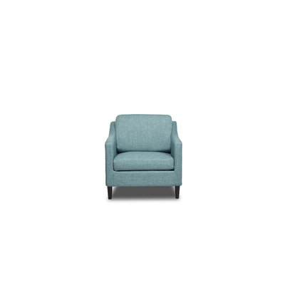 Decker Armchair Color: Sea Foam