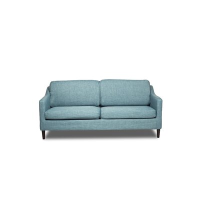 Decker Sofa Upholstery: Sea Foam