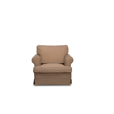 Spencer Armchair Upholstery: Khaki