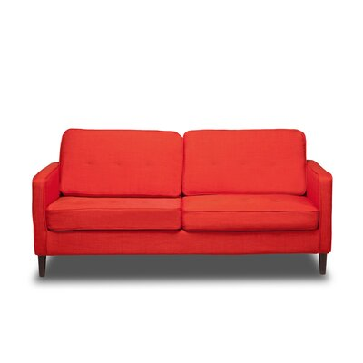 Franklin Sofa Upholstery: Safron