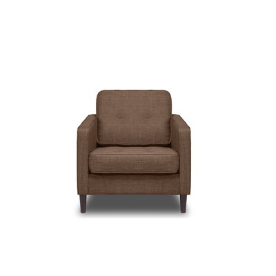 Franklin Armchair Color: Sandstone