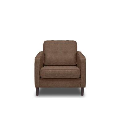 Franklin Armchair Upholstery: Sandstone