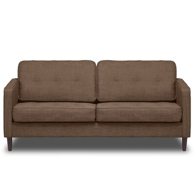Franklin Sofa Upholstery: Sandston